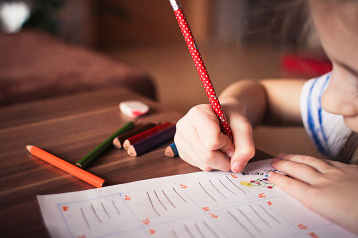Your Child's Reading and Writing Skills Are Getting Stronger Now