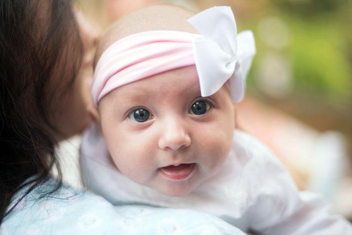 Your Baby Burps Often Now