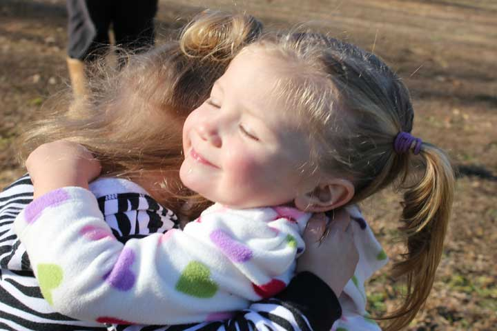 Showing Kindness To Others Will Help Your Child Become Emotionally Aware