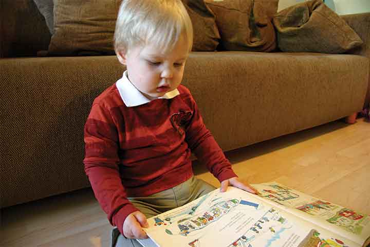 Your Little One is Now Able to Frame Longer Sentences