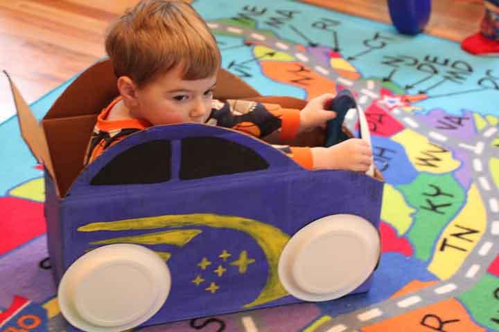 Box Car Activity
