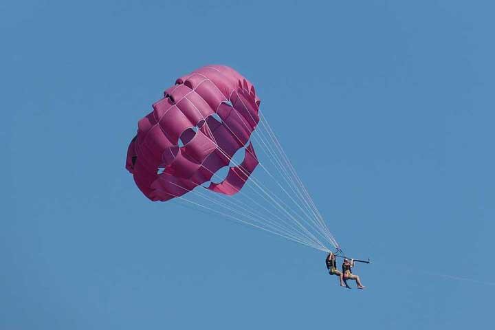 Make A Parachute Toy