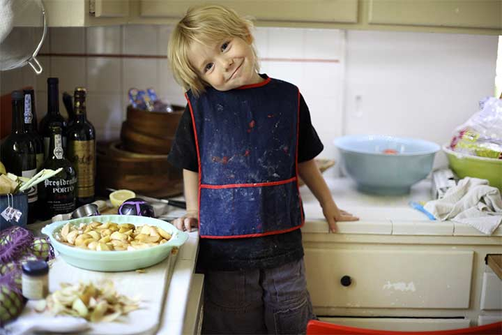 Your Little One Can Be A Little Helper In The Kitchen Too