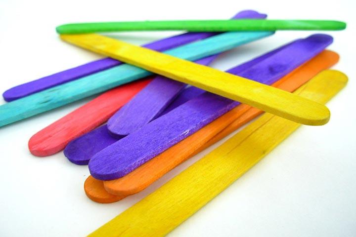 Popsicle Sticks And Mathematics