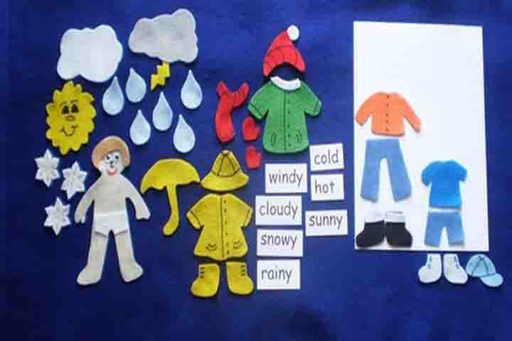 An Activity Helps Your Kid to Understand Different Climates -Metereologist