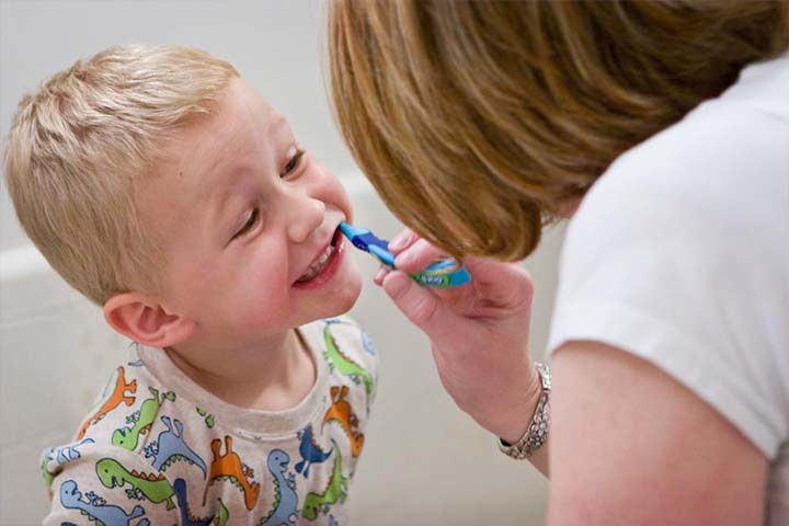 Brushing Can Still Be Quite A Nightmare For Your Kid