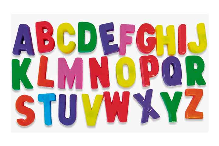 Learn Alphabets Using Pictures