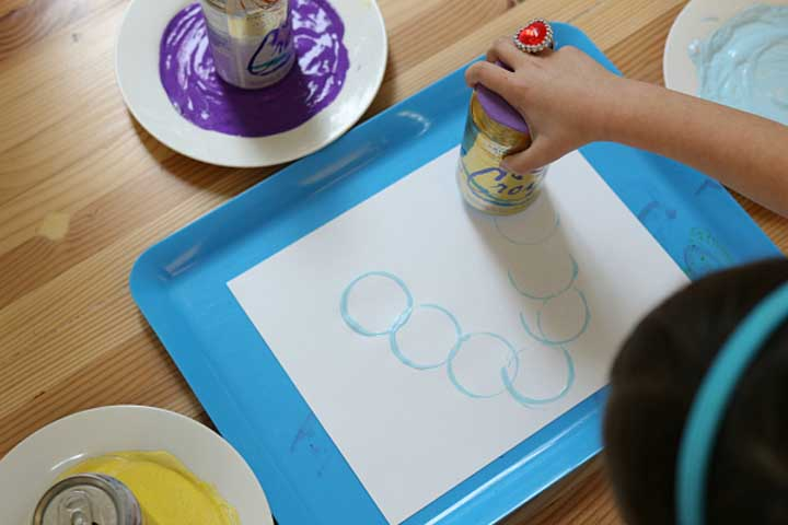 Let's Try Circle Printing!