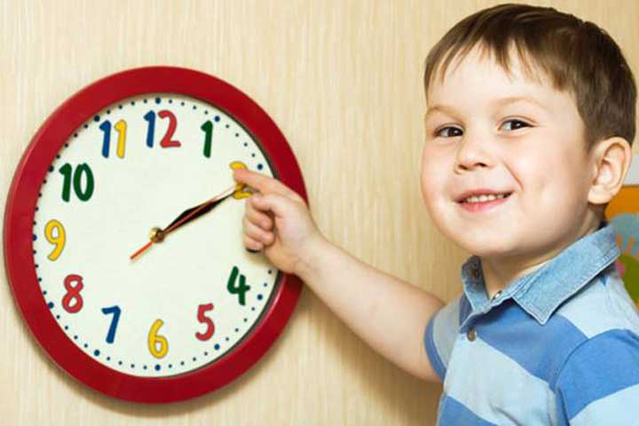 Learning Time Frames- Your Child Is Speeding Up