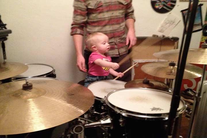 Bang that drum