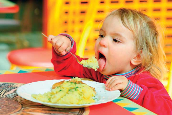 Tackling Your Little Fussy Eater!