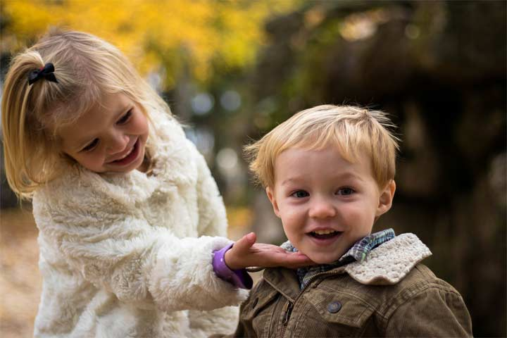 Your Child Will Show A Degree Of Pleasantness In Her Behaviour & Actions