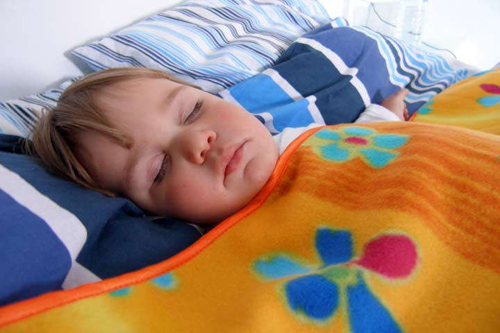 Swaddle Your Child For Better Sleep