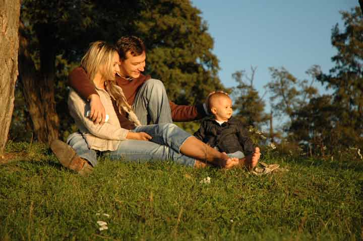 Interactive Play With Parents Is Important For Children