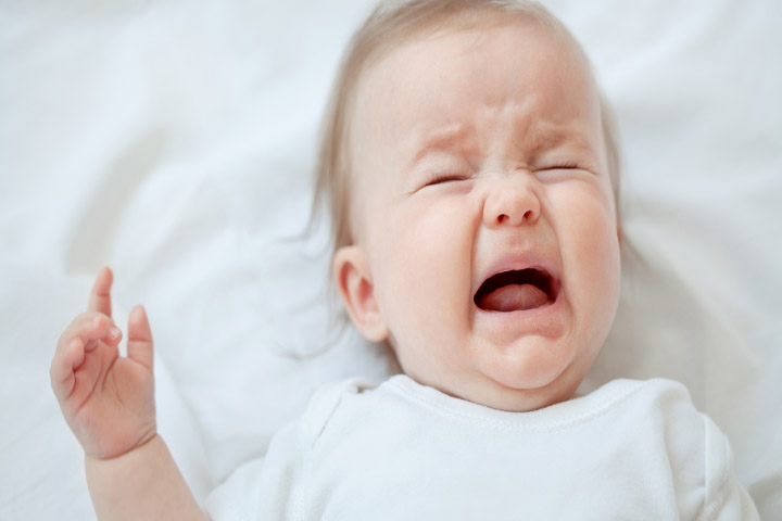 Colic Is Common At This Time - How To Soothe Colic
