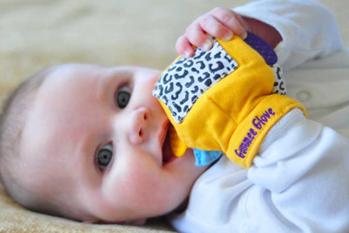 Ease Gum Soreness With Chilled Teethers