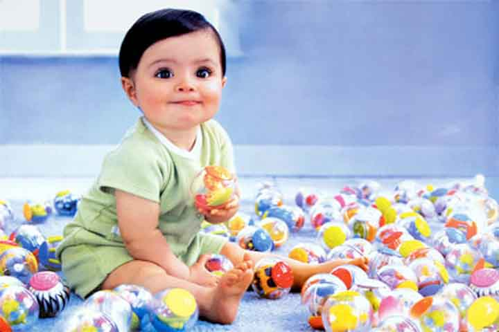 Provide Your Kid With A Variety Of Playthings In Different Shapes And Sizes