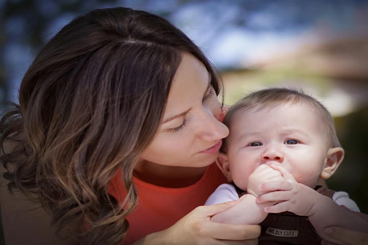 Combating Fear In Your Baby