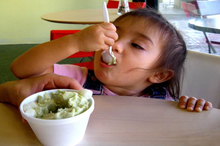Encourage Your Little one to eat on his own