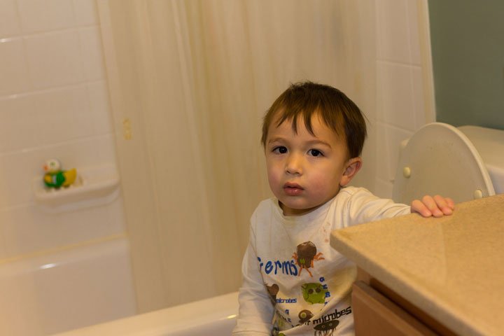 Important Point About Potty Training
