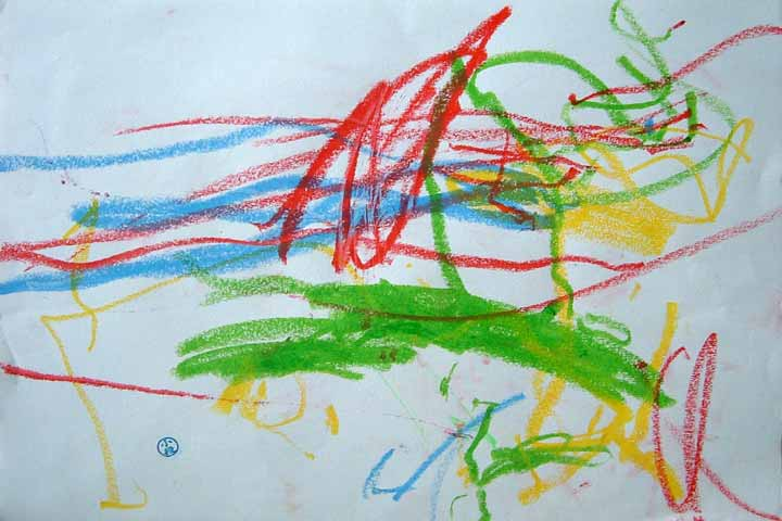 Do Not Restrict Your Child's Scribbling Habit