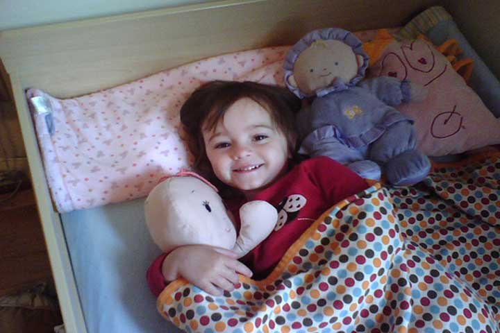 Quick Hacks For Your Child's Bed Safety