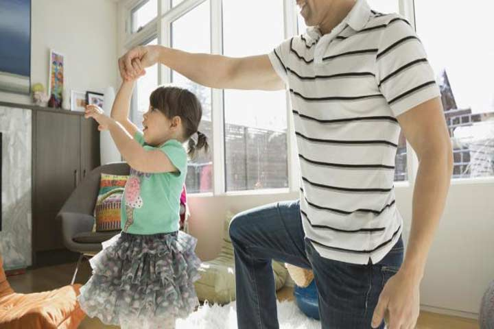 Involve Other Members Of The Family To Dance
