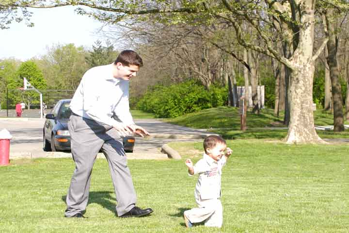 Make Time For Father-Child Bonding