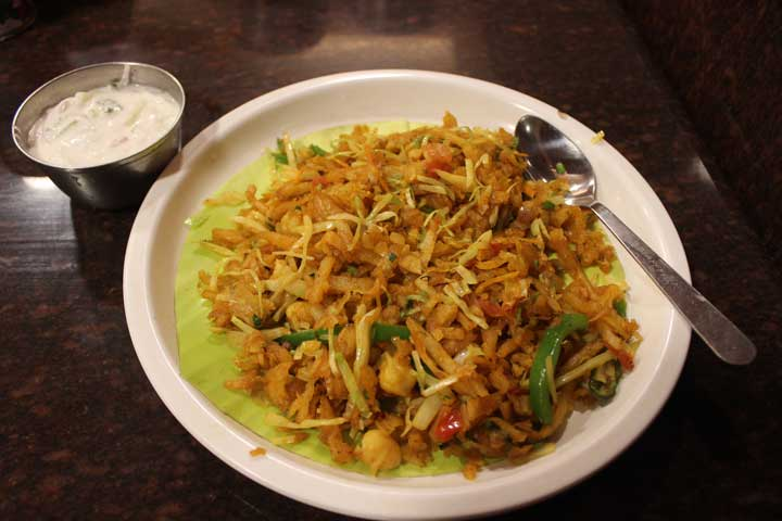 Incredibly Tasty Roti Noodles