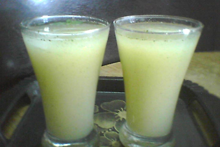 Tasty and Tangy Aam Panna