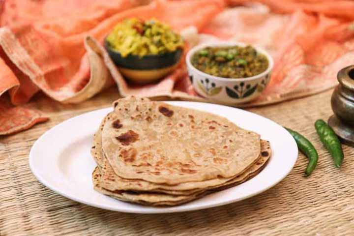 Tawa Parathas for Kids