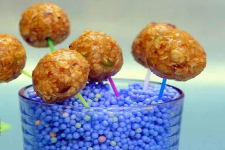 Oats Lollipop For Kids