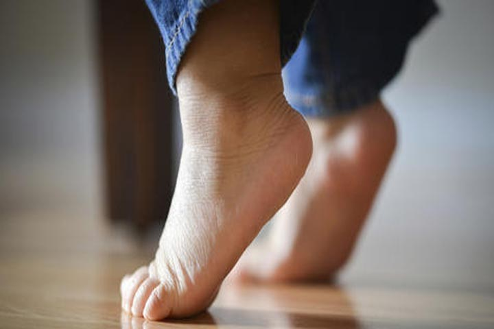 Quick Hacks To Correct Your Child's Toe Walking Habit