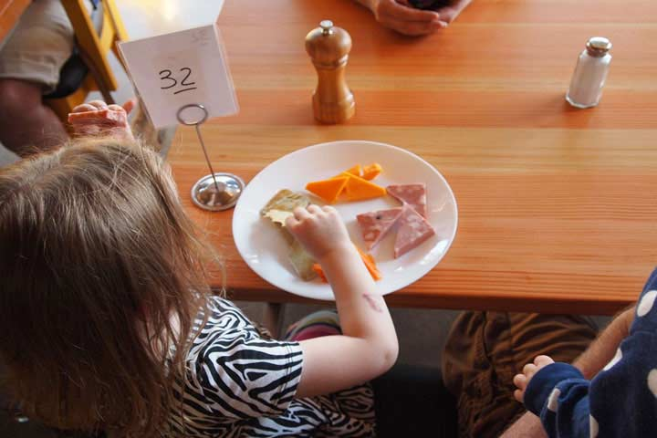 Let Your Kid Eat What Everyone Else Is Having