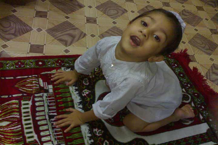 Inculcate The Practice Of Daily Prayer In Your Kid