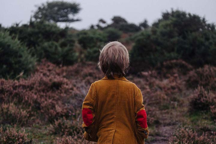 Removing Fear From Your Child's Mind