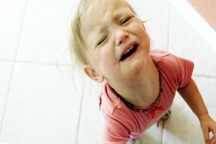 Observe Your Kid's Cranky Behaviour, Be Aware Of Their Tantrums