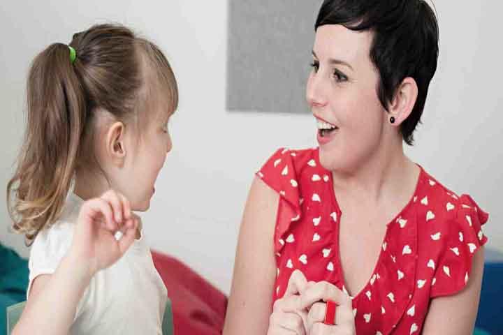 Help Your Child Speak Correctly