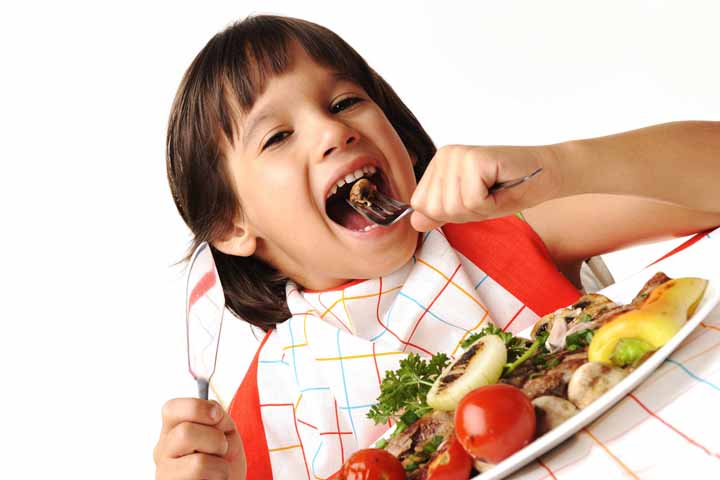 Making Your Child A Good Eater- Quick Tricks