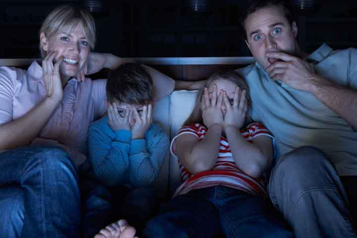 Do Not Expose Your Kid To Graphic Or Horrifying Media Images
