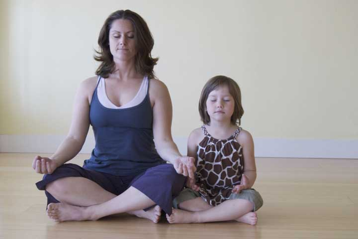Start Off Slow And Gradually Build The Tempo In Meditation