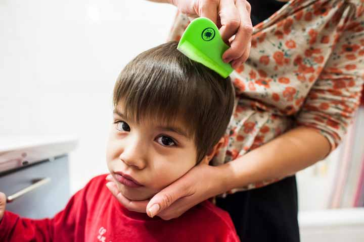 Keep Checking Your Kid's Hair For Lice