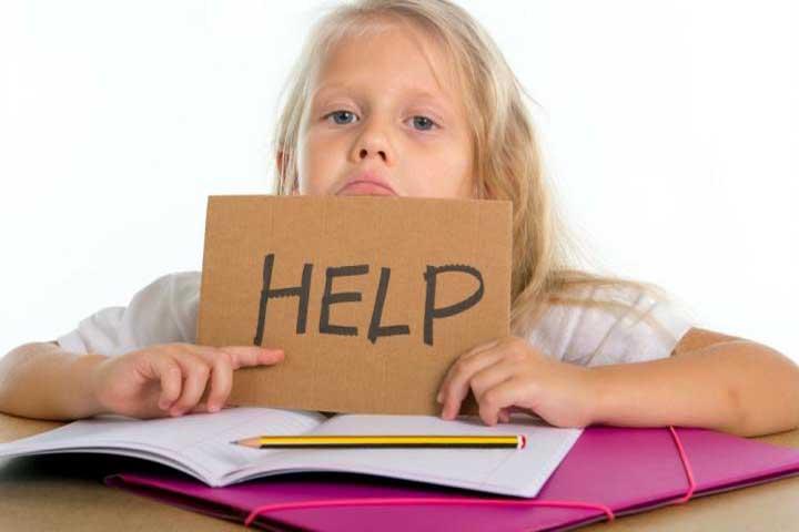 Do Not Do Your Kids' Homework For Them