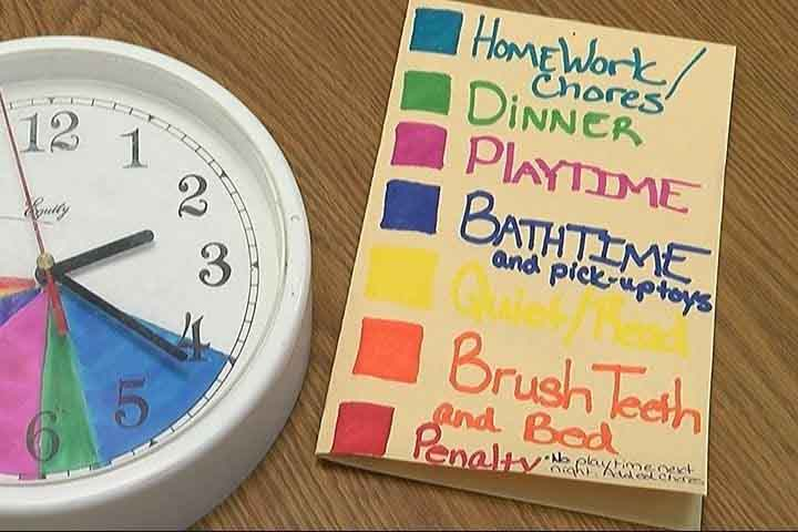 Always Keep Some Extra Time In Hand When Scheduling Anything For Your Kid