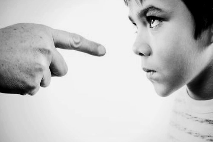 Suit The Punishment To The Temperament Of Your Kid