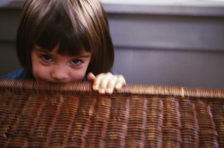 Making Your Shy Kid Open Up To You