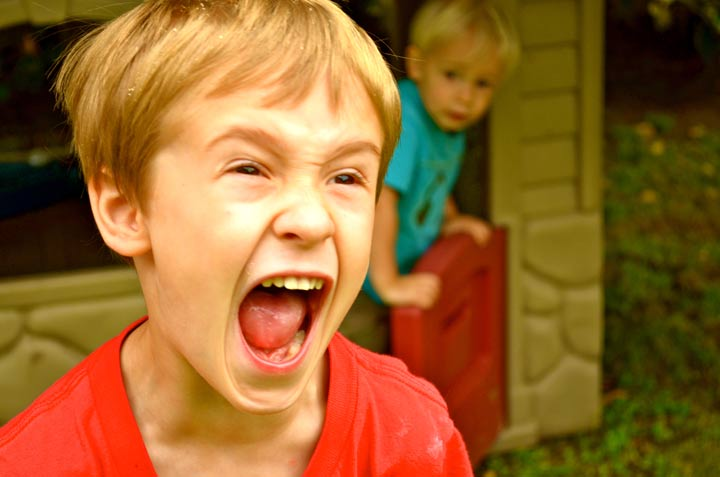 Why does your child argue? Is there a silver lining in it?