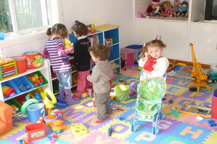 Offer A Separate Play Area for Play Dates