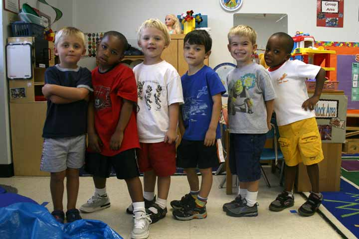 Let Your Kid Interact With His Group Of Peers Independently
