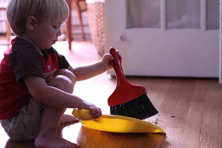Appreciate Your Child's Help Even If It Seems More Like A Hindrance Initially